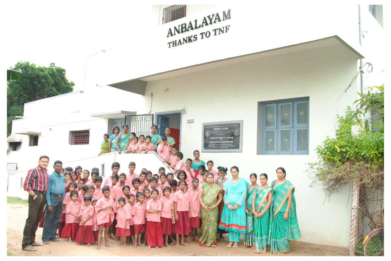 Tamil Nadu Foundation » Anbalayam